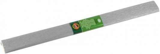 Креп-бумага Koh-I-Noor, серебряная, 2000х500 мм