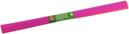 Креп-бумага Koh-I-Noor, темно-розовая, 2000х500 мм
