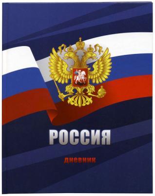 """Дневник Action! """"Герб и флаг"""" линейка ADU-55"""