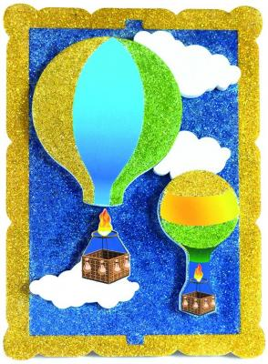 """Набор для творчества """"Воздушные шары"""" ПикнМикс"""