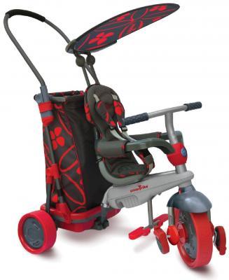 Велосипед Smart Trike SMART & Go красно-черный велосипед для малыша smart trike 1461800 fresh