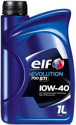 Полусинтетическое моторное масло Elf Evolution 10W40 1 л ELF-10W40PS-1L