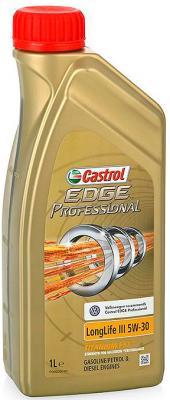 Масло моторное синтетическое Castrol EDGE CAS-P-VW-5W30-1L охлаждающая жидкость castrol cas antifreeze sf 1l