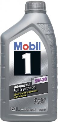 Cинтетическое моторное масло Mobil 1x1 5W30 1 л MOB1-5W30-1L цены