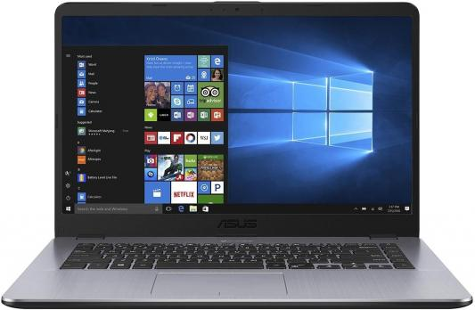 Ноутбук ASUS VivoBook 15 X505BA (90NB0G12-M00730) asus vivobook pro 15 n580vd n580vd dm194t