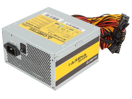 Блок питания ATX 650 Вт Chieftec GPA-650S OEM неисправное оборудование блок питания chieftec 550w gpa 550s
