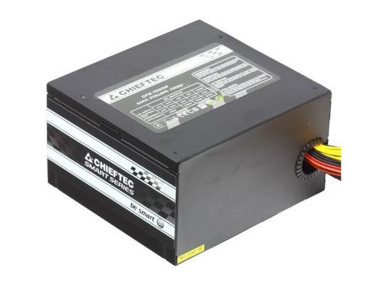 Блок питания ATX 700 Вт Chieftec GPS-700A8 OEM неисправное оборудование блок питания baijin ps 1600w 80 plus gold неисправное оборудование