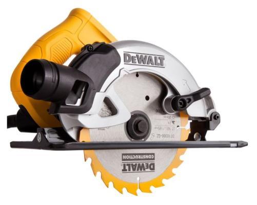Циркулярная пила DeWalt DWE550 1200 Вт 165мм погружная циркулярная пила dewalt dws520k
