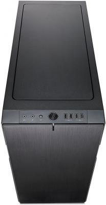 Корпус ATX Fractal Define R6 Blackout Edition TG Без БП чёрный FD-CA-DEF-R6-BKO-TG