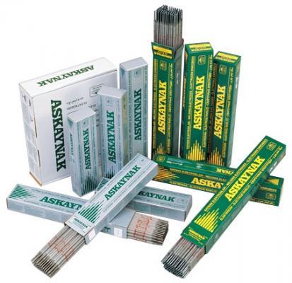 Электроды для сварки ASKAYNAK AS B-248 3.25мм черных сталей d3.25мм уп.5кг электроды для сварки arsenal ано 4 арс tm ф 4мм уп 5кг