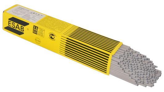 Электроды для сварки ESAB УОНИИ 13/55 ф 2,5мм DC пост. ток 4,5кг для низкоугл. и низколегир.сталей цена 2017