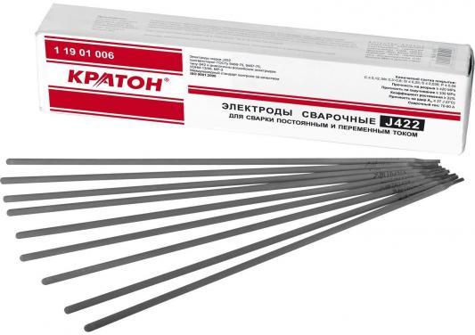 Электроды для сварки КРАТОН J422 Ф3.2мм 2.5кг аналог ОК 46 электроды для сварки wester 990 019 1кг 2 5мм