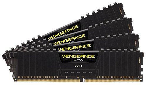 Оперативная память 64Gb (4x16Gb) PC4-24000 3000MHz DDR4 DIMM Corsair CMK64GX4M4C3000C16 оперативная память 128gb 8x16gb pc4 24000 3000mhz ddr4 dimm corsair cmr128gx4m8c3000c16w