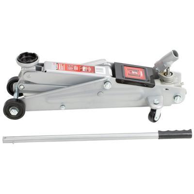 Домкрат MATRIX 510345 подкатный 3т h подъема 130–410мм поворотная ручка matrix 510345