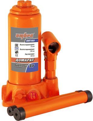 Домкрат OMBRA OHT103 гидравлический профессиональный 3т 180-350мм напольный гидравлический пресс ombra oht610m 12 т 55527