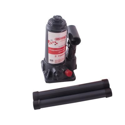 Домкрат SKYWAY 88420 гидравлический бутылочный 2т 148-278мм с клапаном в коробке+сумка все цены