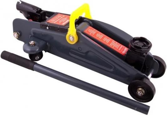 Купить Домкрат SKYWAY S01802008 гидравлический подкатной 2т h125-300мм в коробке