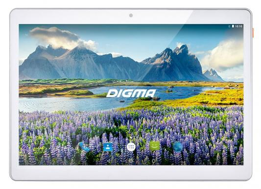 Планшет Digma Plane 9634 3G 9.6 32Gb White Wi-Fi 3G Bluetooth Android PS9146MG планшет планшет lenovo tab 4 tb 7504x za380087ru mediatek mt8735b 1 3 ghz 2048mb 16gb gps 3g lte wi fi bluetooth cam 7 0 1280x720 android