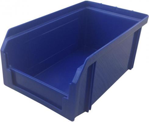 Ящик СТЕЛЛА V-1 литр, синий  пластик 171х102х75мм