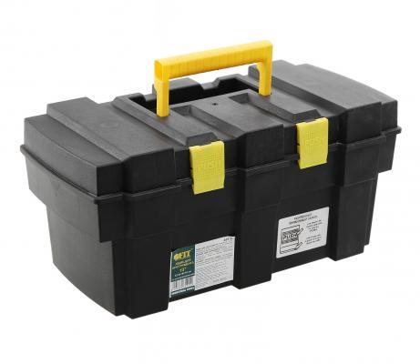 Ящик для инструмента FIT 65515 пластиковый (квадратичный) 13 (33,5х18х16см)