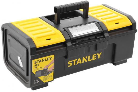 Ящик для инструмента STANLEY 1-79-216 Stanley Basic Toolbox пластм. 16 / 39.4х 22х16.см
