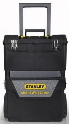 Ящик STANLEY IML Mobile Work Center 2 in 1 1-93-968  с колесами