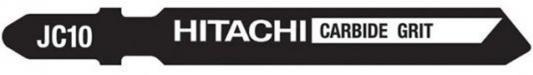 Набор пилок для лобзика Hitachi 750047 по керамике 2шт