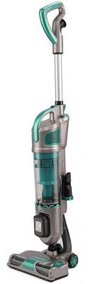 Пылесос-электровеник KITFORT KT-521-3 сухая уборка зелёный серый