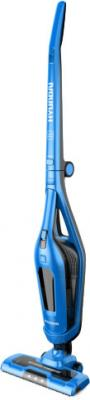 Пылесос-электровеник Hyundai HandStick VCH05 сухая уборка чёрный синий ручной пылесос handstick hyundai h vch05 18 5вт синий