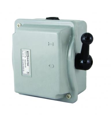 Рубильник ТДМ SQ0734-0004 IP40 30А врубной