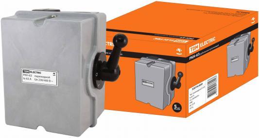 Рубильник ТДМ SQ0734-0009 IP40 63А перекидной