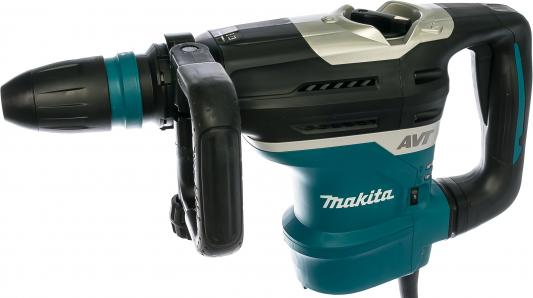 цена на Перфоратор MAKITA HR4013CV SDS-max 1100Вт 2реж 8Дж 1450-2900у/м 6.8кг плавн. пуск