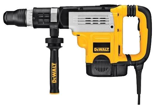 Перфоратор DEWALT D 25761 K SDSmax 1500Вт 2реж 15.5 по ЕРТА Дж 1150-2300уд/мин 9.9кг перфоратор dewalt d 25143 k