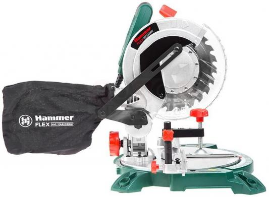 Торцовочная пила Hammer Flex STL1400/210 1400 30 мм нож экспедиция extreme ext 02 длина лезвия 145мм