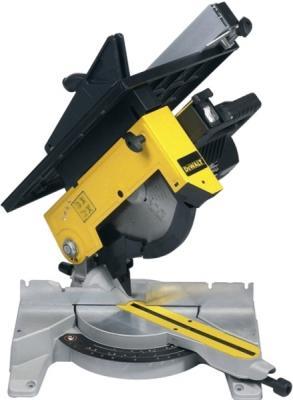 Торцовочная пила DeWalt DW711 1300 30 мм