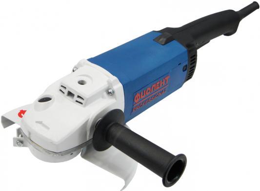 Углошлифовальная машина Фиолент МШУ1-20-230А 230 мм 2000 Вт шлифовальная машина фиолент мшу 1 20 230а