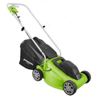 колесная газонокосилка / триммер Greenworks GLM1232 2502207