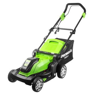 колесная газонокосилка / триммер Greenworks GLM1240 25147 цены