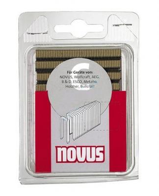 Скобы для степлера Novus 23 мм 1100 шт