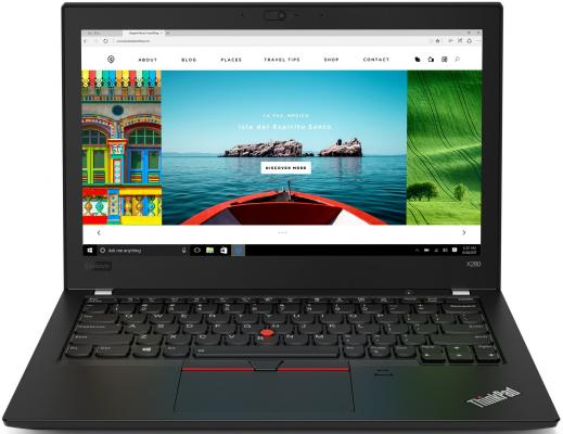 Ноутбук Lenovo ThinkPad X280 (20KF001QRT) ноутбук lenovo thinkpad x280 20kf001rrt
