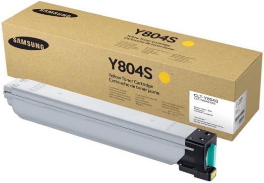 Картридж Samsung SS722A CLT-Y804S для SL-X3280NR желтый