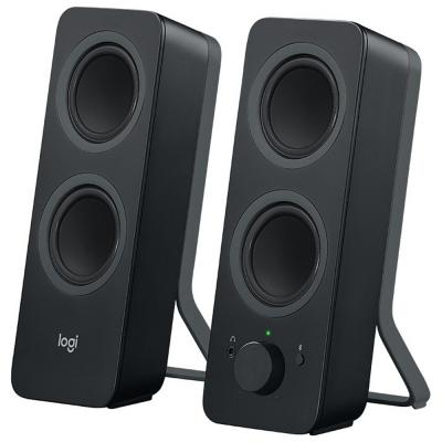 все цены на Колонки Logitech Z207 2x2.5 Вт черный 980-001295