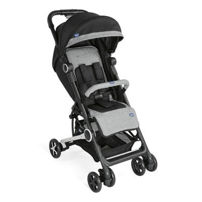 Прогулочная коляска Chicco Miinimo 2 (black night) коляска chicco stroll in 2 lava