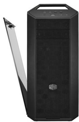 Корпус ATX Cooler Master MasterCase MC500 Без БП чёрный MCM-M500-KG5N-S00