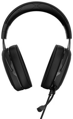 Картинка для Игровая гарнитура проводная Corsair Gaming HS50 черный CA-9011170-EU