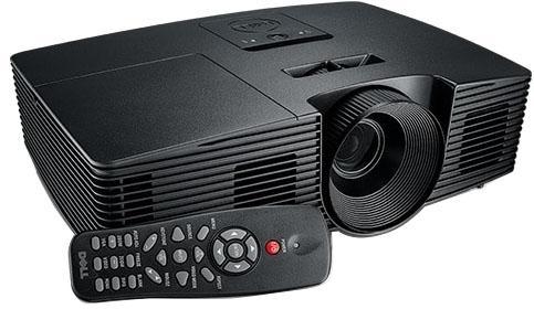 Фото - Проектор DELL P318S 800x600 3200 люмен 2200:1 черный проектор