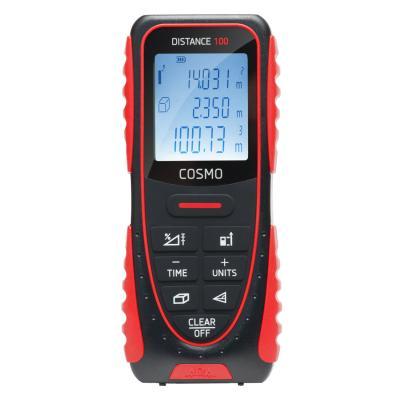 Дальномер лазерный ADA Cosmo 100 2 х ААА/1,5 IP54 лазерный дальномер ada cosmo mini [а00410]
