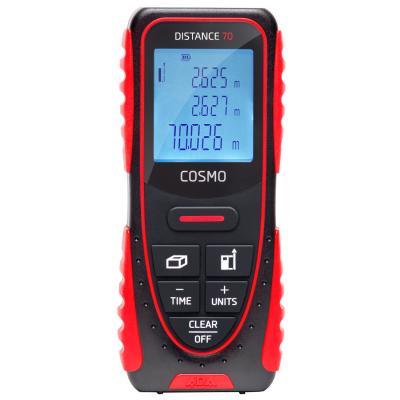 Дальномер лазерный ADA Cosmo 70 70м ±1.5мм 2хААА/1.5В лазерный дальномер ada cosmo mini [а00410]