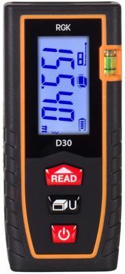 Дальномер Rgk D30 30 м цена