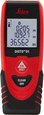 купить Дальномер лазерный Leica DISTO D1 дальность 40м точность ± 2 мм онлайн